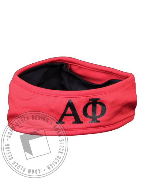Alpha Phi Athletic Headband-gallery-Adam Block Design