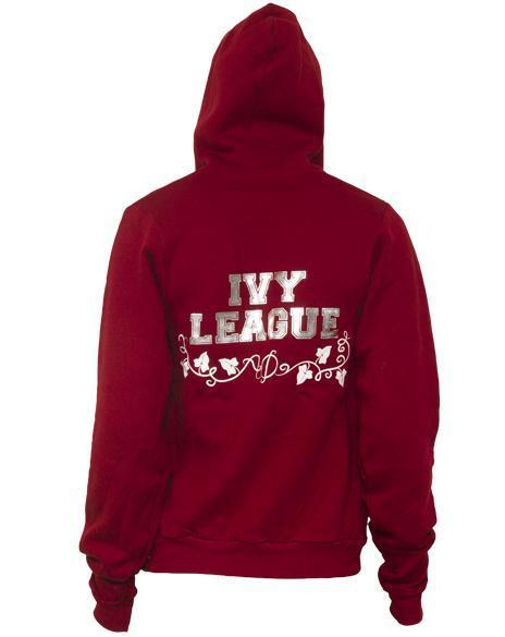 Alpha Phi Ivy League Hoody-Adam Block Design