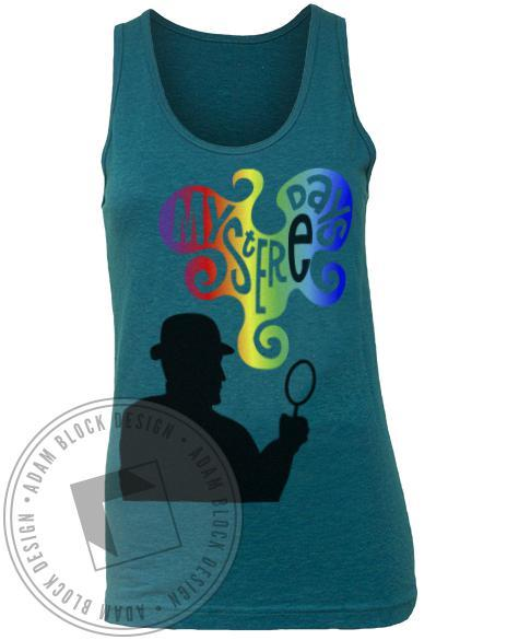 Alpha Phi Mystery Tank-Adam Block Design