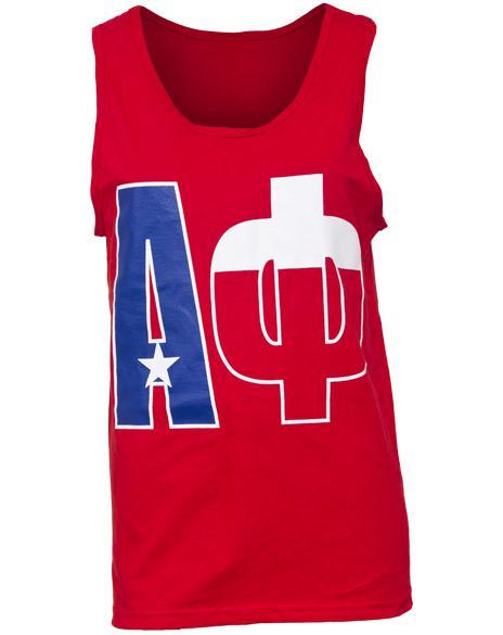 Alpha Phi Nation Tank-Adam Block Design