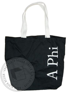 Alpha Phi Vines Tote-gallery-Adam Block Design