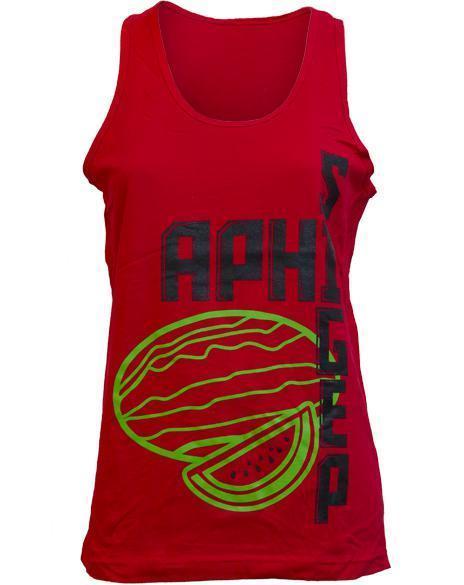 Alpha Phi Watermelon Tank-Adam Block Design