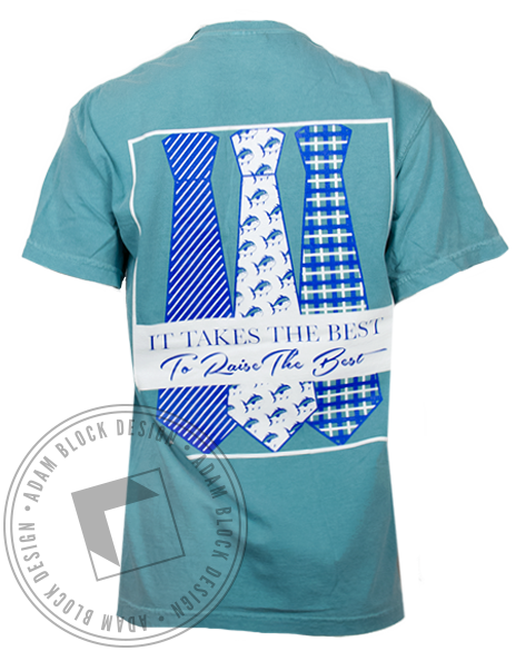 Alpha Sigma Alpha Fathers Weekend Tshirt-gallery-Adam Block Design