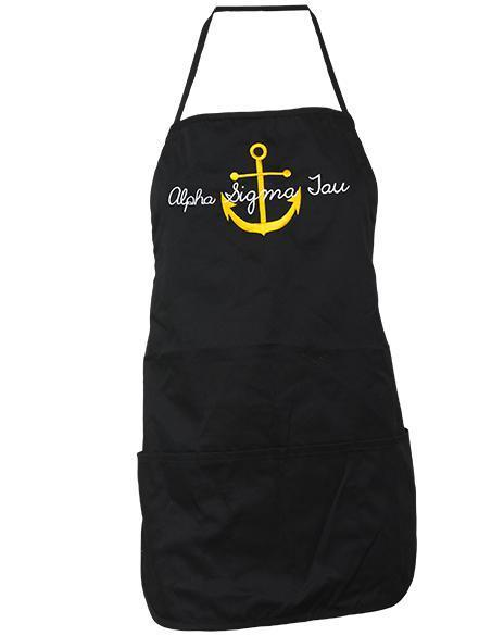 Alpha Sigma Tau Apron-gallery-Adam Block Design