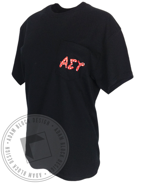 Alpha Sigma Tau World After All Tee-gallery-Adam Block Design