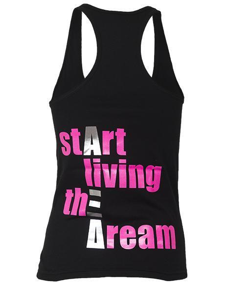Alpha Xi Delta Living the Dream Tank-Adam Block Design