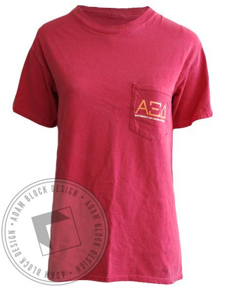Alpha Xi Delta Nautical Tee-Adam Block Design