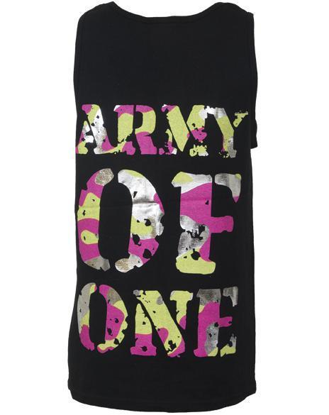 Chi Omega Bid Night Camo Tank-Adam Block Design