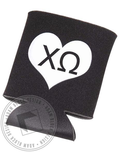 Chi Omega Heart Can Cooler-gallery-Adam Block Design