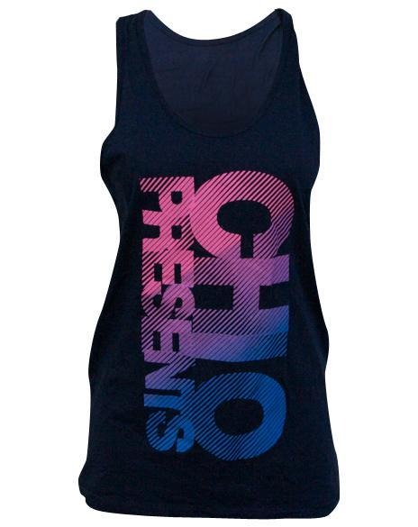 Chi Omega Presents Tank-Adam Block Design
