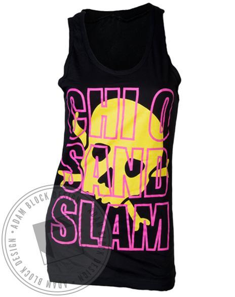 Chi Omega Sand Slam Tank-gallery-Adam Block Design