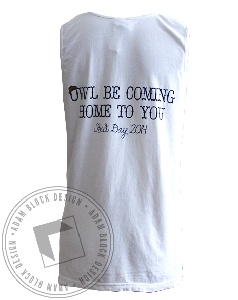 Chi Omega Sweet Home Owl Tank-gallery-Adam Block Design