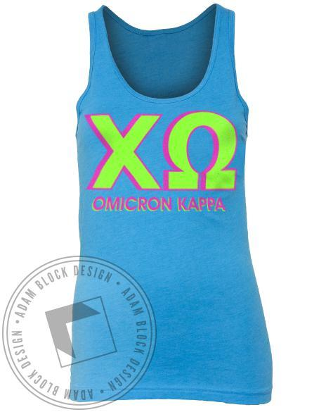 Chi Omega Together Complete Tank-gallery-Adam Block Design