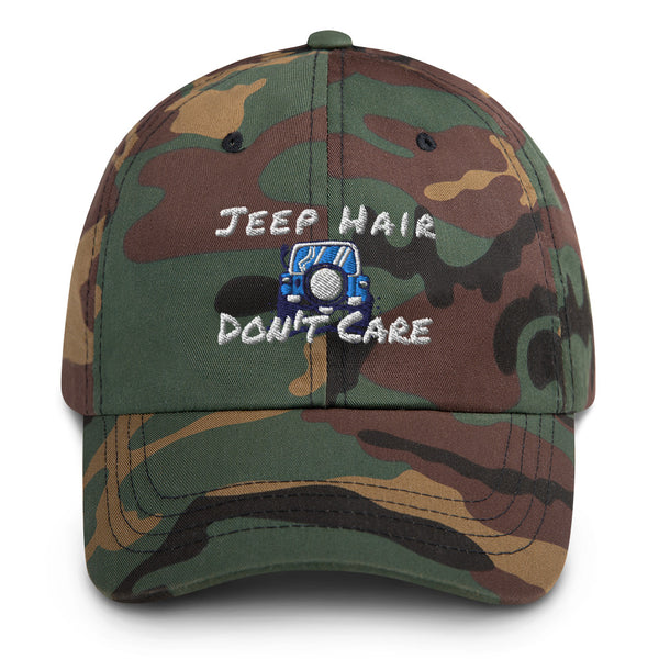 Jeep Hair Dont Care Hat