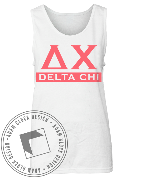 Delta Chi Tank-gallery-Adam Block Design