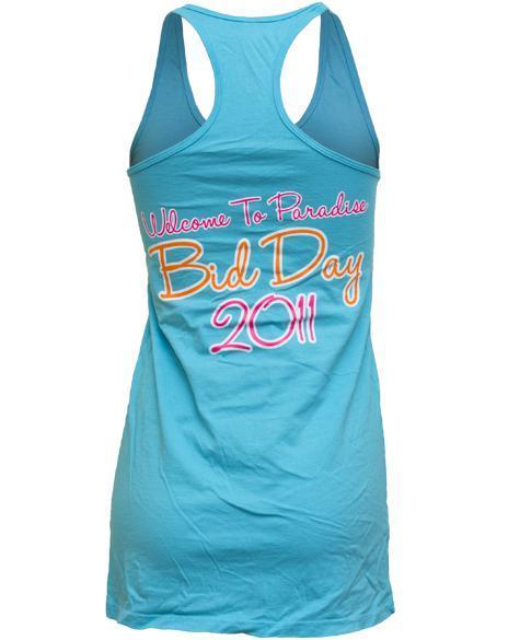 Delta Delta Delta Paradise Tank Dress-Adam Block Design