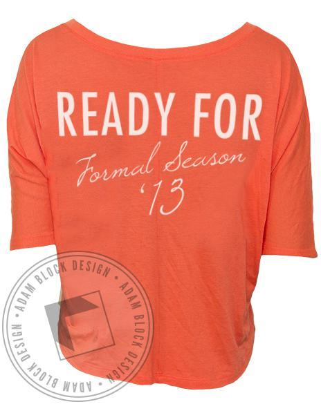 Delta Delta Delta Ready for Formal Season V-Neck-gallery-Adam Block Design