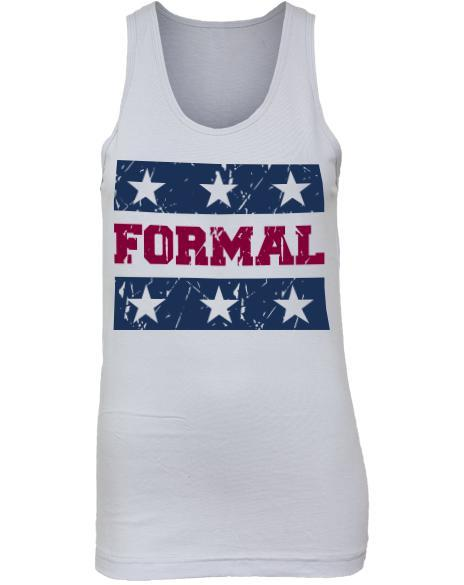Delta Delta Delta Stars Formal Tank-Adam Block Design