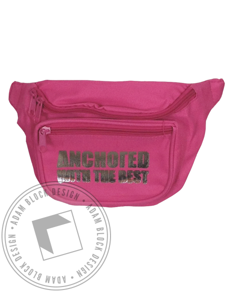 Delta Gamma Anchored Fannypack-gallery-Adam Block Design