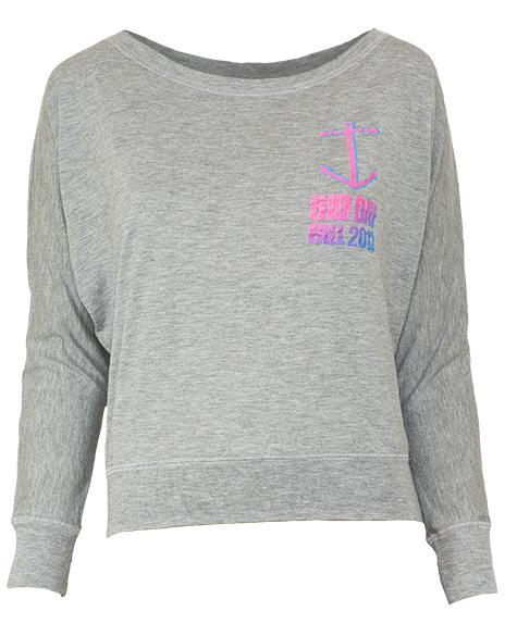 Delta Gamma Bid Day Pullover-Adam Block Design