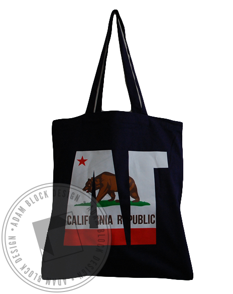 Delta Gamma California Republic Tote-gallery-Adam Block Design