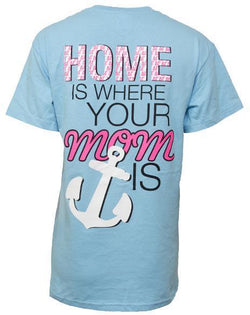 Delta Gamma Mom's Day Shirt-Adam Block Design