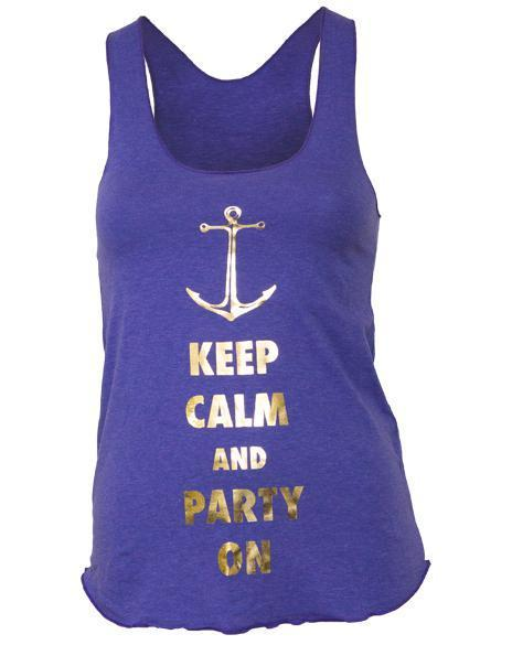 Delta Gamma Sail On Tank-Adam Block Design