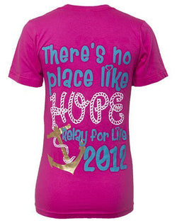 Delta Gamma There's No Place Like Hope Shirt-Adam Block Design