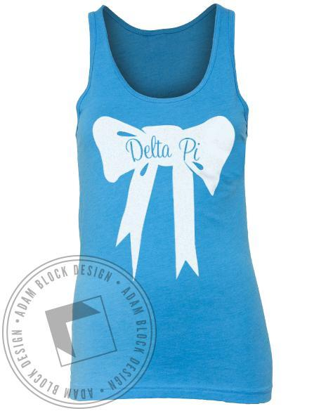 Delta Pi Bow Tank-Adam Block Design