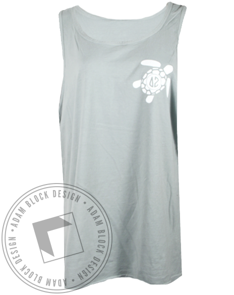 Delta Zeta Does Good Tank Top-Adam Block Design