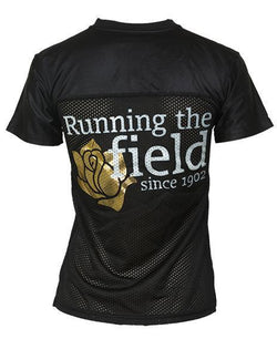 Delta Zeta Running the Field Jersey-Adam Block Design