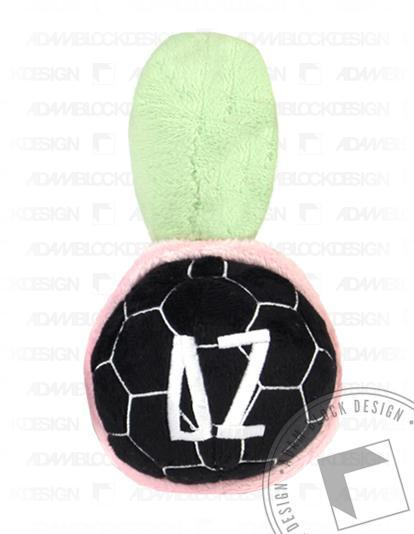 Delta Zeta Turtle Greekie-Adam Block Design