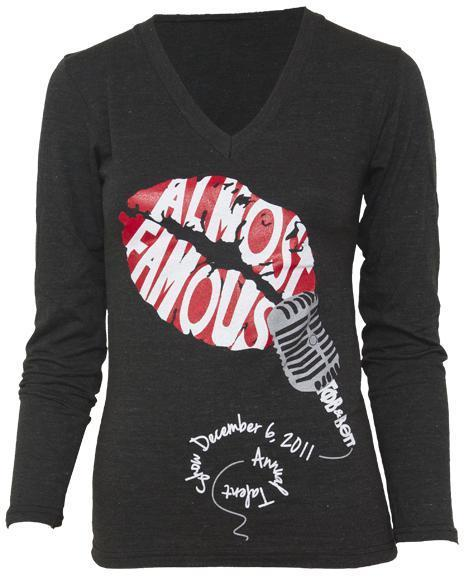 Gamma Phi Beta Almost Famous Long Sleeve-Adam Block Design