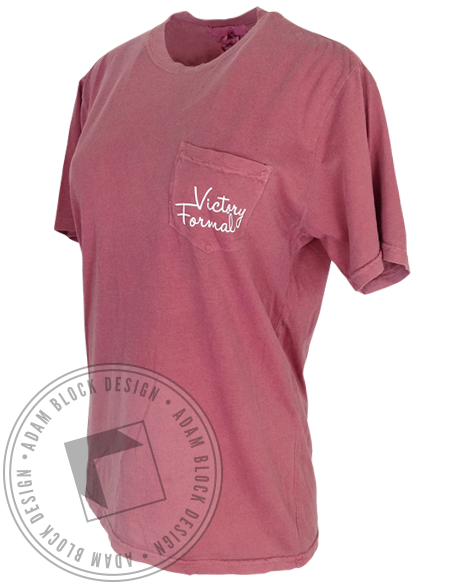 Gamma Phi Beta Formal Tee-Adam Block Design
