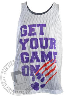 Gamma Phi Beta Get Your Game On Jersey-Adam Block Design