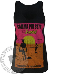 Gamma Phi Beta Moonball Tank-Adam Block Design