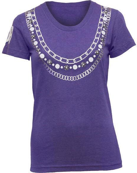 Gamma Phi Beta Style Bead Tee-Adam Block Design