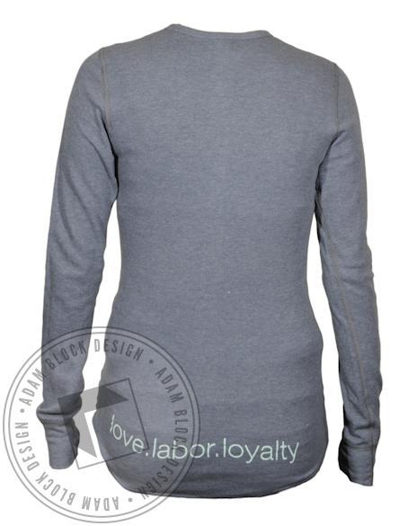 Gamma Phi Beta Thermal Henley-Adam Block Design