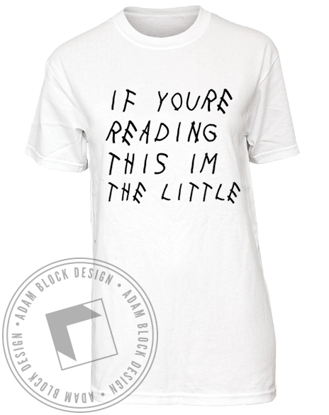 I'm The Little Tee-Adam Block Design