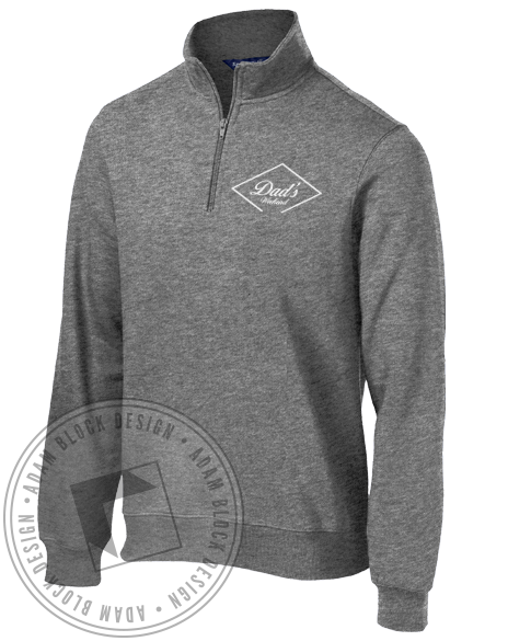 Kappa Alpha Theta Dads Weekend Sweatshirt-Adam Block Design