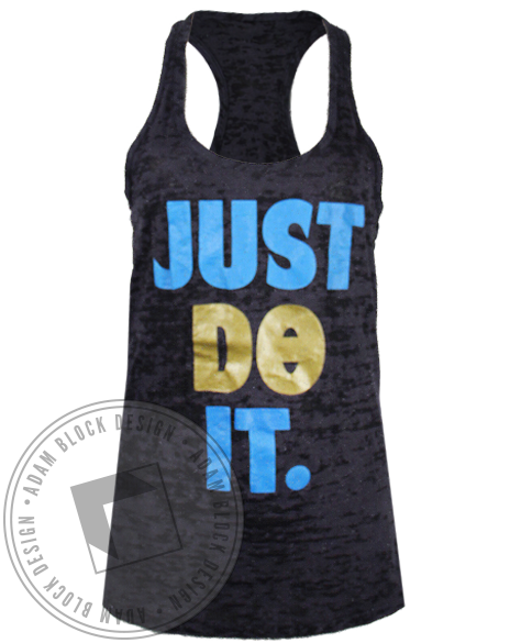 Kappa Alpha Theta Do It Tank Top-gallery-Adam Block Design