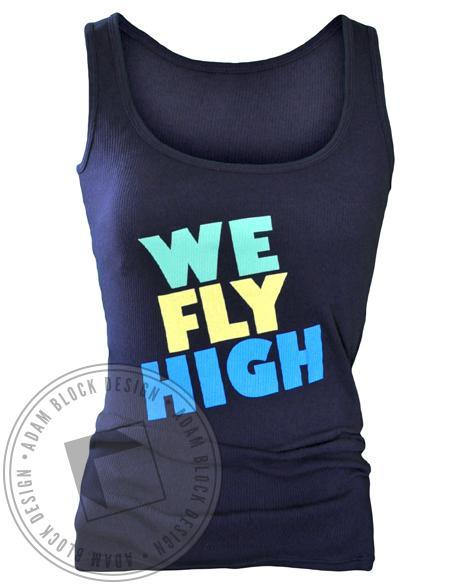 Kappa Alpha Theta Fly High Tank-Adam Block Design