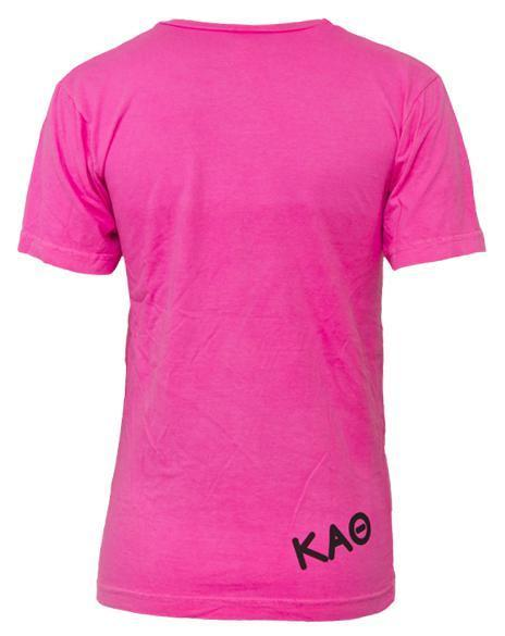 Kappa Alpha Theta Sunglasses V-Neck-gallery-Adam Block Design