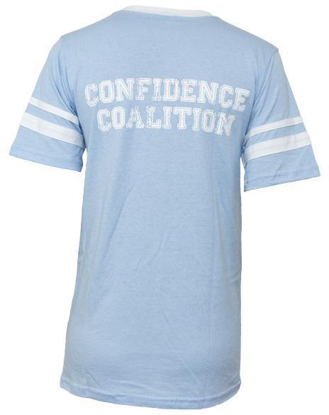 Kappa Delta Confidence Athletic V-Neck-Adam Block Design