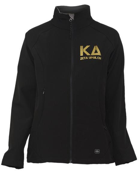Kappa Delta Crest Jacket-gallery-Adam Block Design