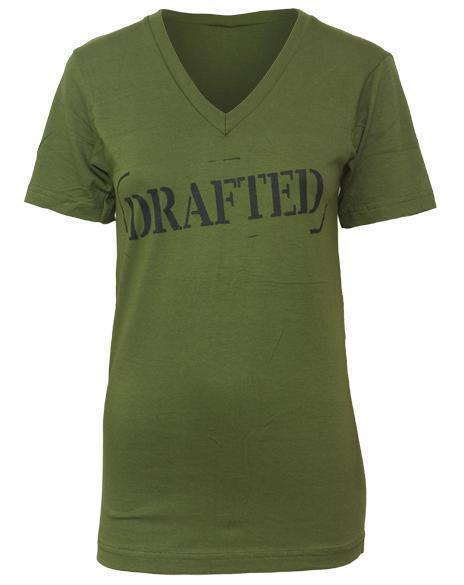 Kappa Delta & Delta Zeta Drafted V-Neck-Adam Block Design