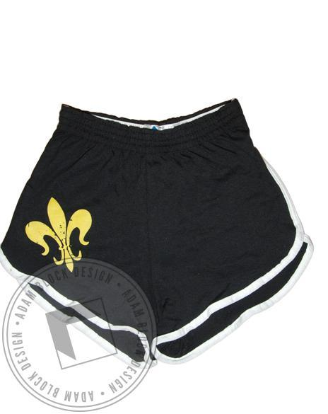 Kappa Kappa Gamma Fleur Shorts-gallery-Adam Block Design