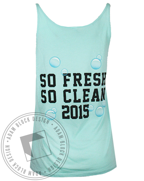 Kappa Kappa Gamma Kar Wash Tank Top-Adam Block Design