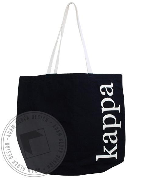 Kappa Kappa Gamma Key Tote-gallery-Adam Block Design