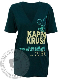 Kappa Kappa Gamma Recruitment-Adam Block Design